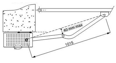 Рекомендации по применению автоматики Igea BT в зависимости от параметров ворот: