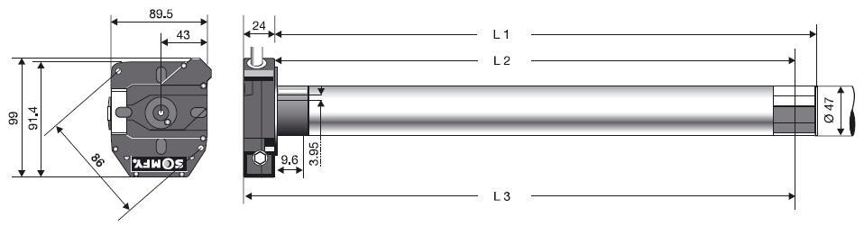somfy vega 80/12 инструкция по применению
