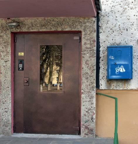 домофон входной двери